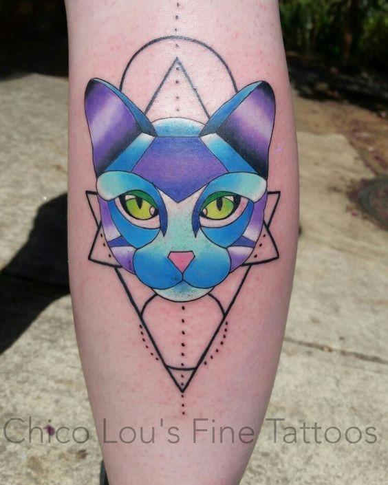 brilhante_roxo_gato_antebraço_tatuagem
