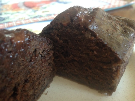Melynda's pick, Ultimate Chocolate Loaf Cake!