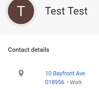 ROLLBACK NEEDED** New Google Contacts does *NOT* display