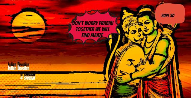Ram, Ayodhya, Hanuman, Seeta, Laxman, Visual Graphics, Bharat, Ravan Dahan, Sri Lanka, Ashok Vatika, Ram Setu, Diwali