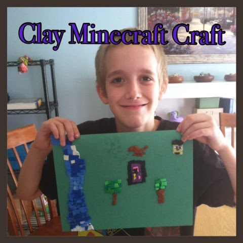 how to get clay minecraft
