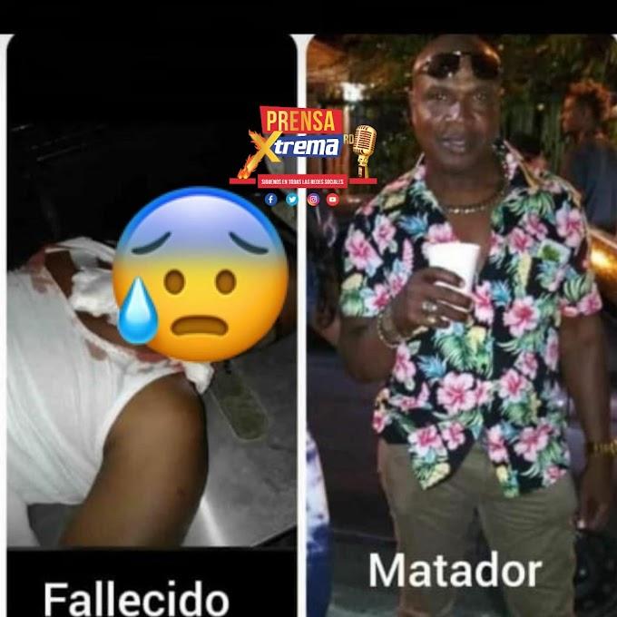 deportado asesinó a otro de San Cristóbal a tiros en medio del Toque de Queda