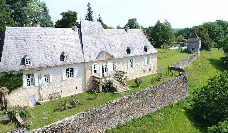 Manoir Sainte-Alvère