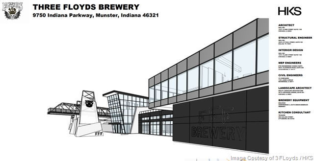Three Floyds' ambitious expansion plan moves forward