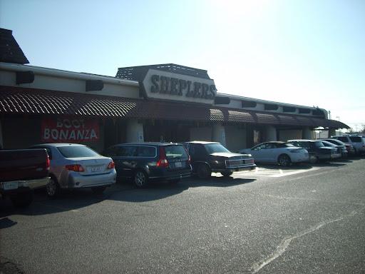 The Sheplers: western store (outside)
