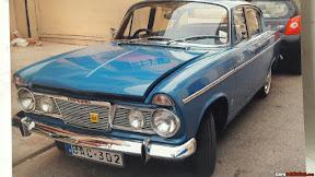 1966 Humber Sceptre II