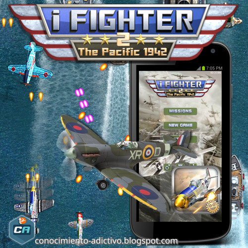 iFighter 2 The Pacific 1942 v.1.30