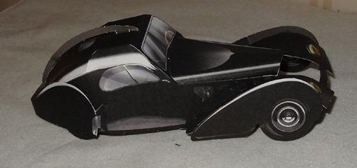 1937 Bugatti Type 57 SC Atlantic