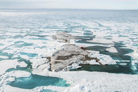 """Αποστολή στην Αρκτική ανακάλυψε το """"βορειότερο νησί του κόσμου"""""""