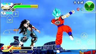 SAIUU!!! NEW MOD V1 DB HERORES TENKAICHI TAG TEAM PARA ANDROID E PC (PSP) + DOWNLOD