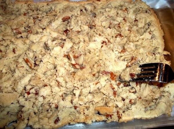 Bake for 15 minutes. Take from oven and while crust is hot, take a...