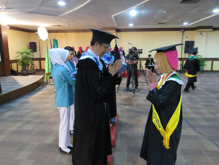 Rektor UAA : Alumi Harus Berani Awali Karir dari Jenjang Terendah
