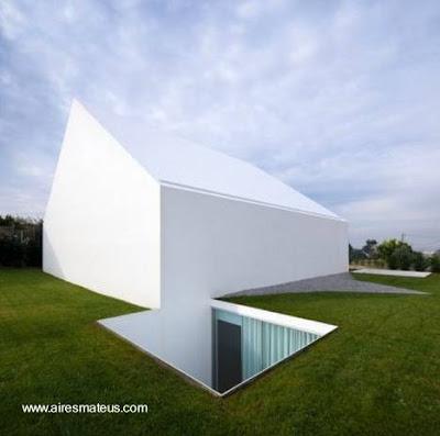 Arquitectura de casas dise o impactante estilo for Arquitectura moderna minimalista