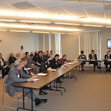U of A System President Dr. Donald Bobbitt Visit - DSC_0257.JPG