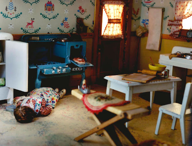 Frances Glessner Lee, assassinatos em miniatura