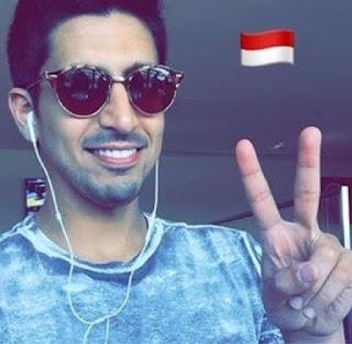 humood alkhudher penyanyi lagu kun anta ke indonesia