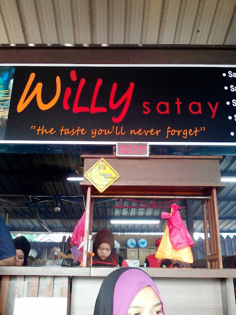 Review | Satay Willy Ramal Junction