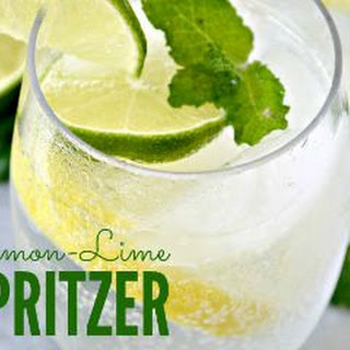 Lemon Lime Spritzer.