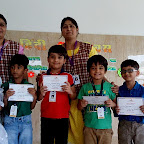 Hindi Bhasan Pratiyogita Grade - II AB (7-9-2017)