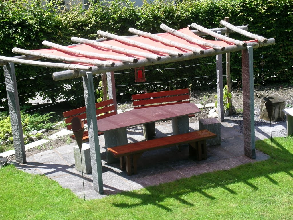 pergola. Black Bedroom Furniture Sets. Home Design Ideas
