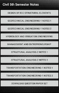 BE Notes screenshot