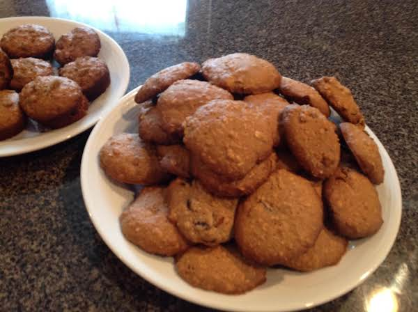 Judy's Oatmeal Raisin Cookies Recipe