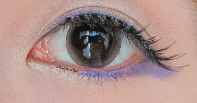 Seed X Heroine Make 1 Day Uv Circle Lens Chichicho Nail Art Addicts
