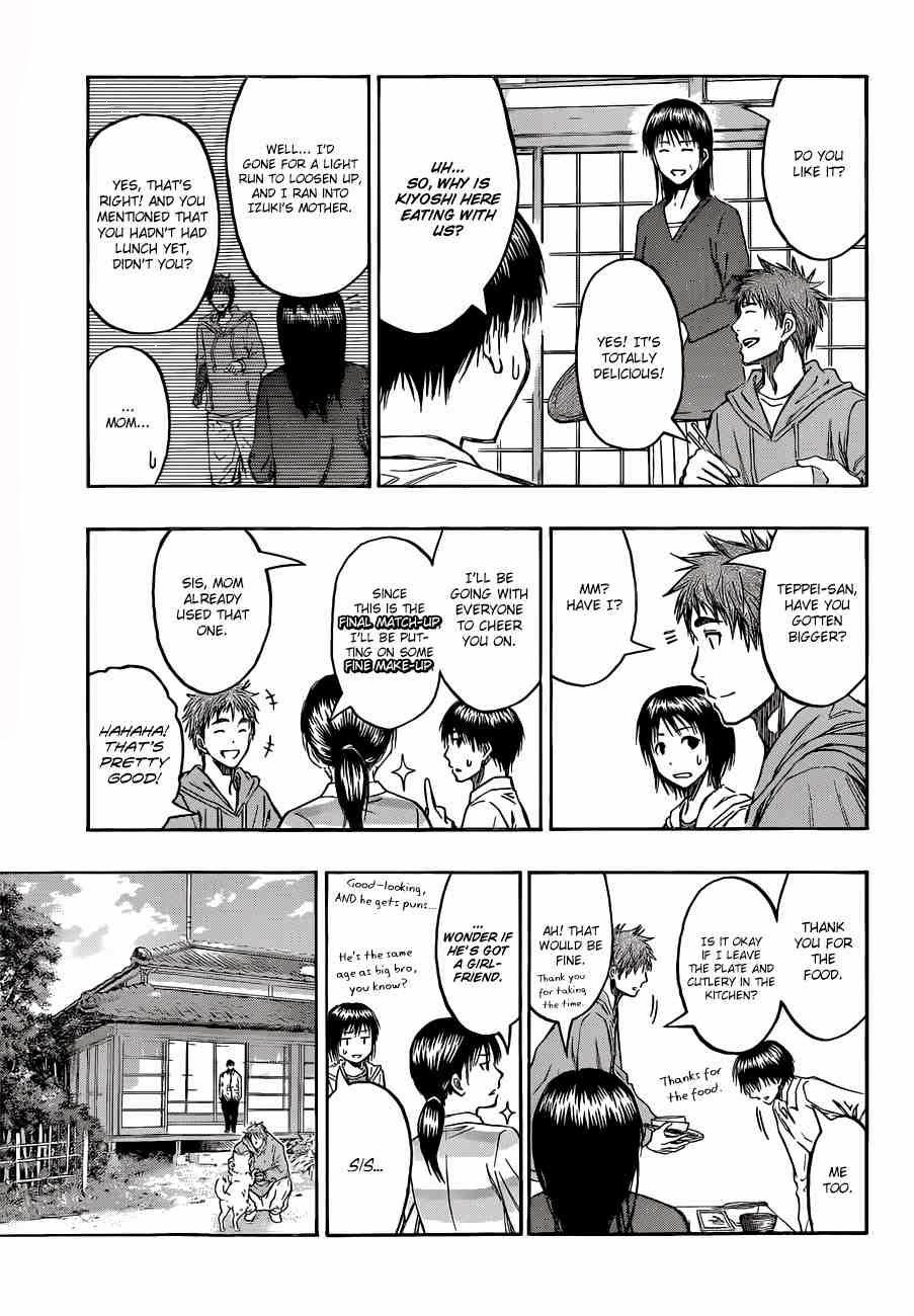 Kuroko no Basket Manga Chapter 229 - Image 06