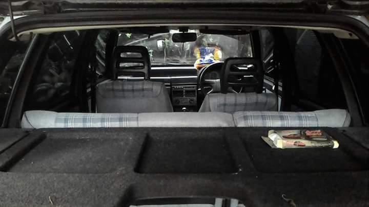Dijual Fiat Uno Ii Tahun 94 Plat Jakarta Baru Service