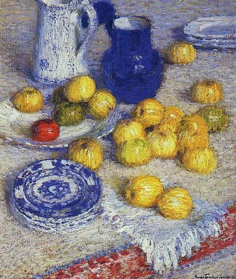 Igor Grabar - Apples