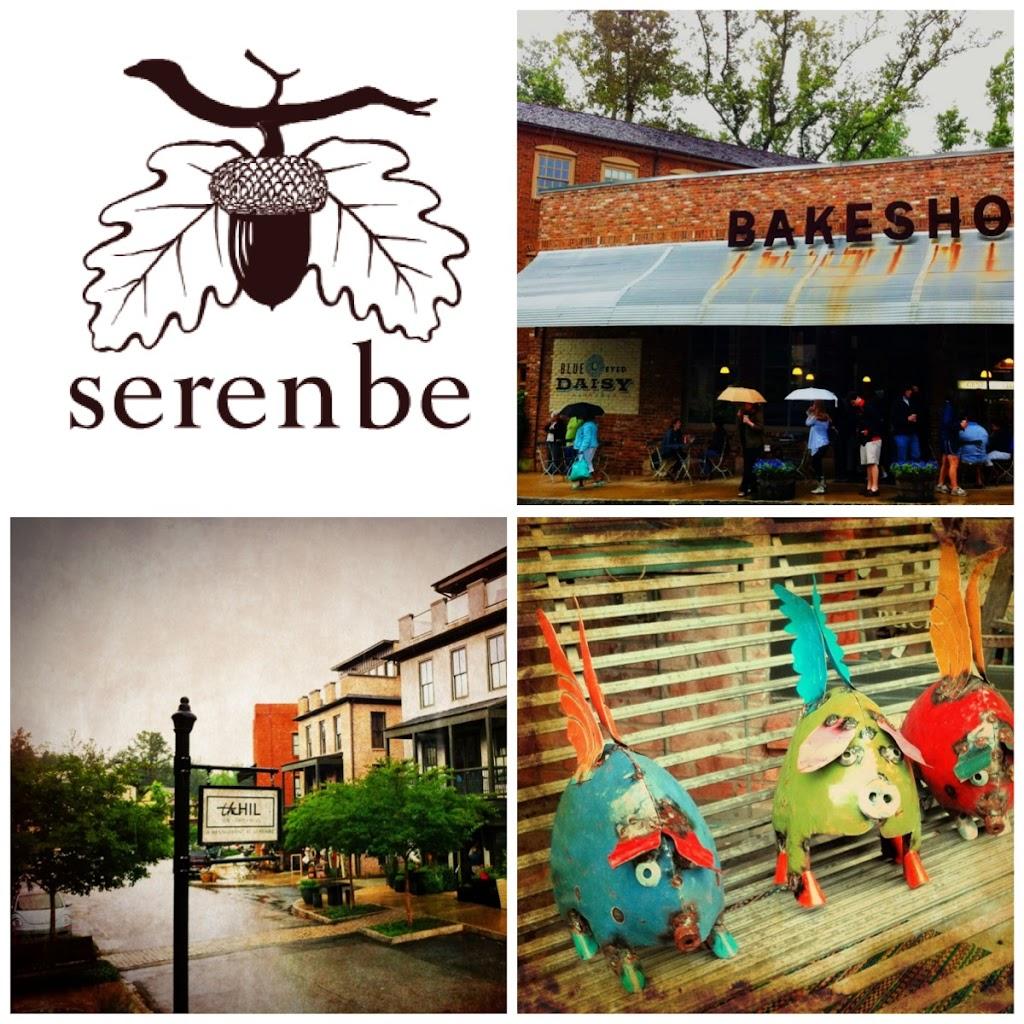 Travel Sabbatical: Week 2: We're Glad (Serenbe) Georgia Is