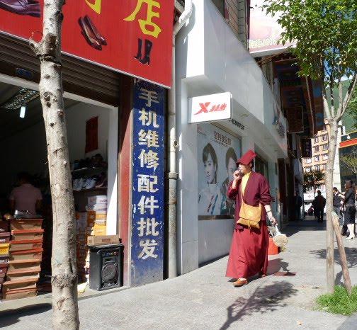 CHINE SICHUAN.KANDING , MO XI, et retour à KANDING fête du PCC - 1sichuan%2B1404.JPG
