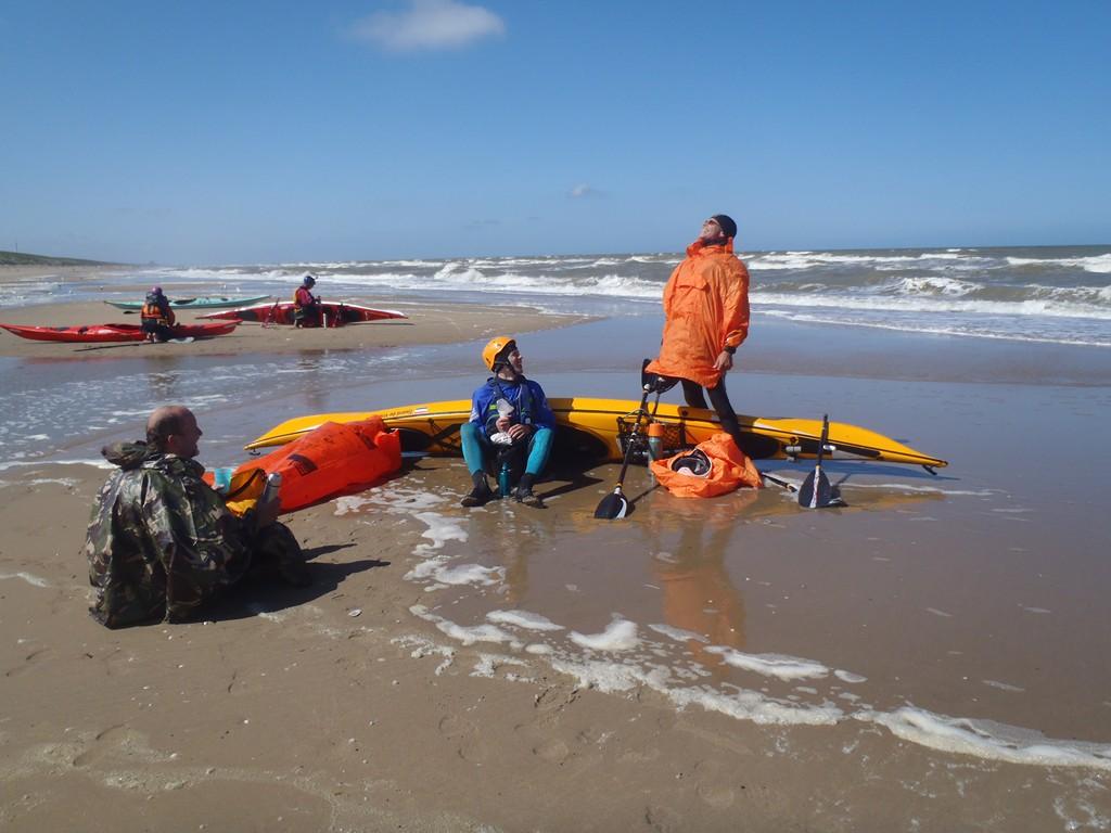 Oefendag op zee 6 juni 2015 - P6060080.JPG