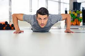 push ups for female beginners at home