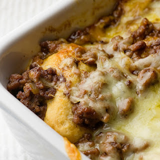 Barbecue Casserole.