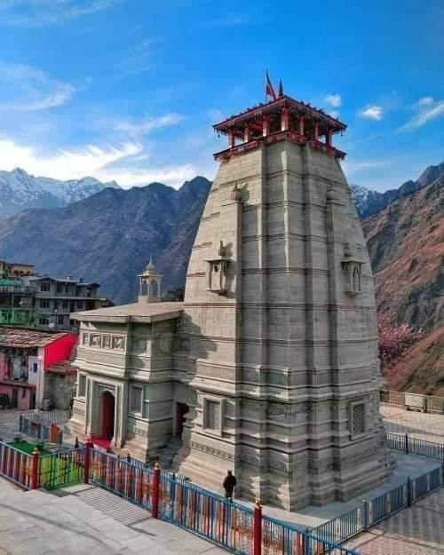 Lord Narsingh temple, Joshimath, Uttarakhand - india