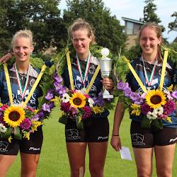Dames Hoofdklasse 2015