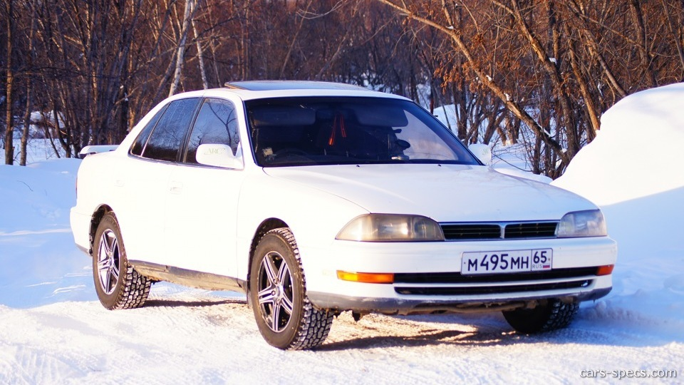 1992 toyota camry sedan specifications pictures prices rh cars specs com 92 toyota camry owners manual toyota camry 92 manual