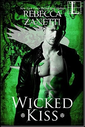 Wicked Kiss  (Realm Enforcers #4)