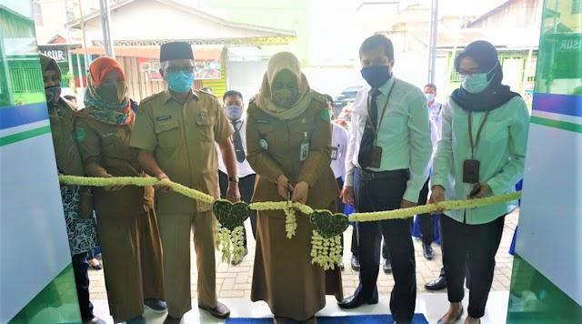 Bank Kalsel Resmikan Relokasi KCP Pagatan