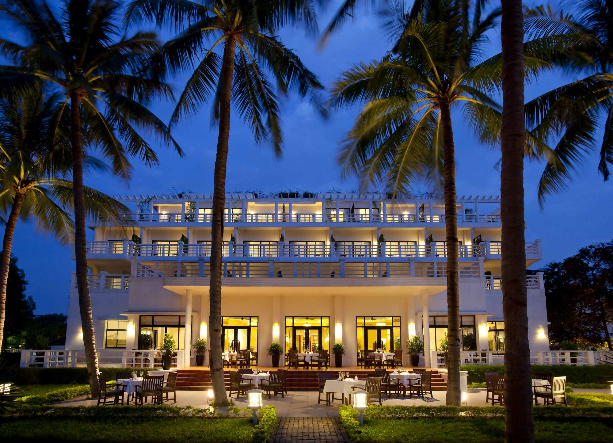 Weekend at La Residence Hotel & Spa in Hue, Vietnam