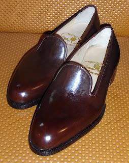 My Shoes #17 - My 1st Bespoke (Handmade) Pair