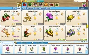 crop market