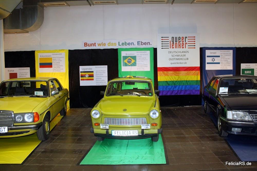 Günter der Kastenfroch Trabant 601 Universal