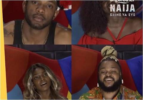 BBNaija: Emmanuel, Liquorose, Cross qualify for 'Shine Ya Eye' finale