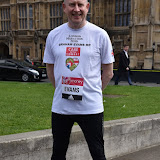 OIC - ENTSIMAGES.COM - Conservative MP Graham Evans  at the  EIGHT MPS SET TO RUN THE 2016 VIRGIN MONEY LONDON MARATHON 15th April  2016 Photo Mobis Photos/OIC 0203 174 1069