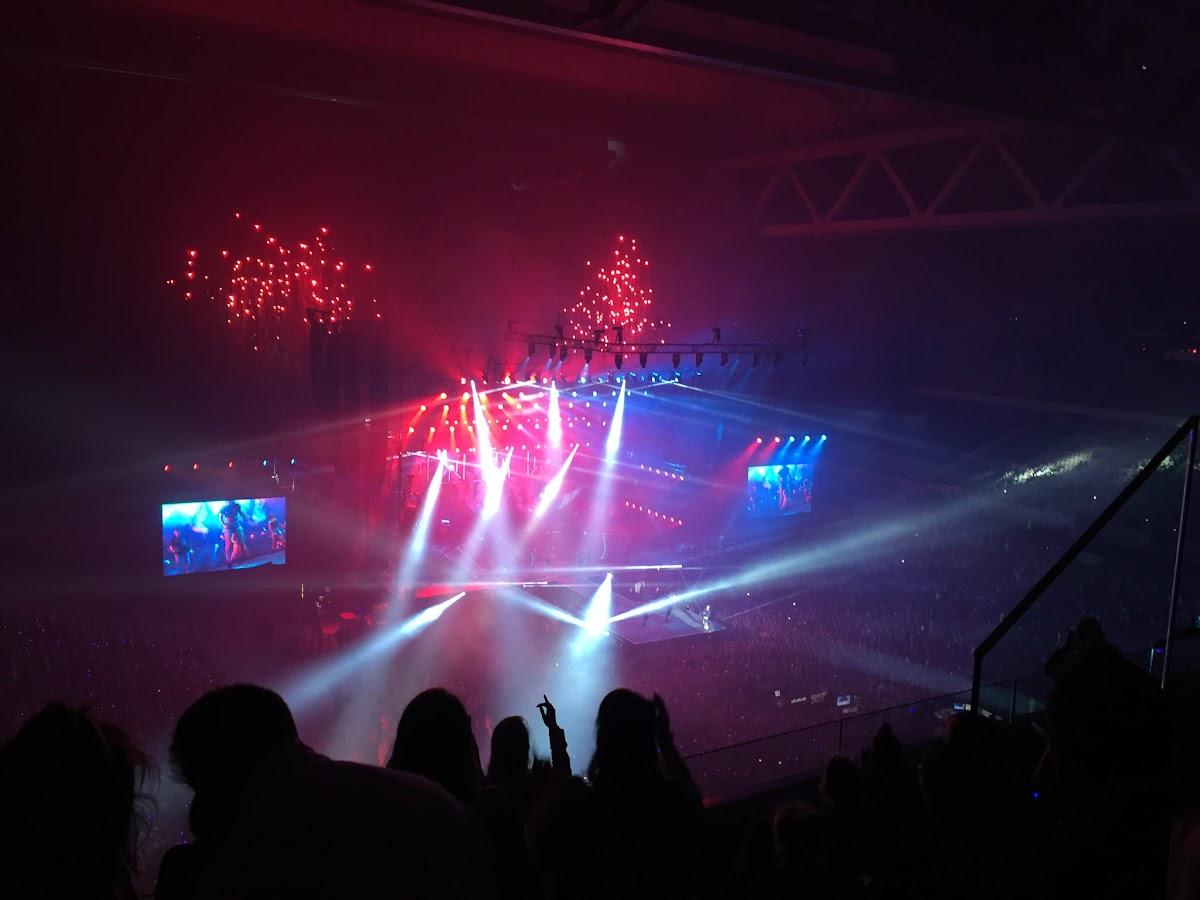 Justin Bieber Stade Pierre mauroy Lille