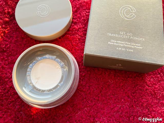 COMPLEX CULTURE SET, GO • Translucent Finishing Powder Clarity Reviews