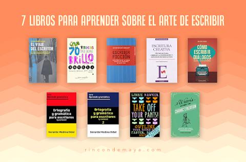 7 Libros Para Aprender Sobre El Arte de Escribir