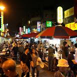 huaxi night market in taiwan in Taipei, T'ai-pei county, Taiwan